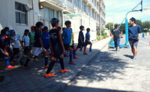 少年サッカーセミナー