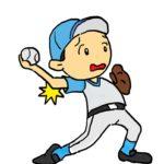 野球の肘の痛み