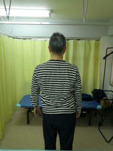 腰痛治療後