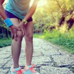 ランナー膝女性