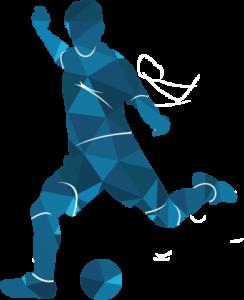 サッカー股関節疾患