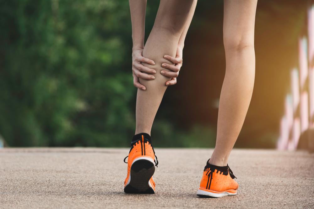 筋肉痛を解消する